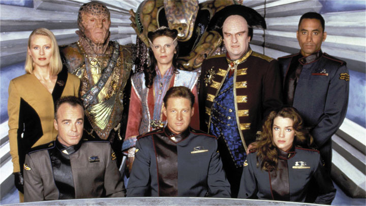 Die Hauptdarsteller der zweiten Staffel - Bild: Warner Bros. Television