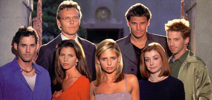 Buffy Gruppenbild