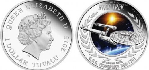 Tuvalu 1,-$ Enterprise