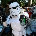 Stormtrooper mit Seife - Bild: The Empire Strikes Bath