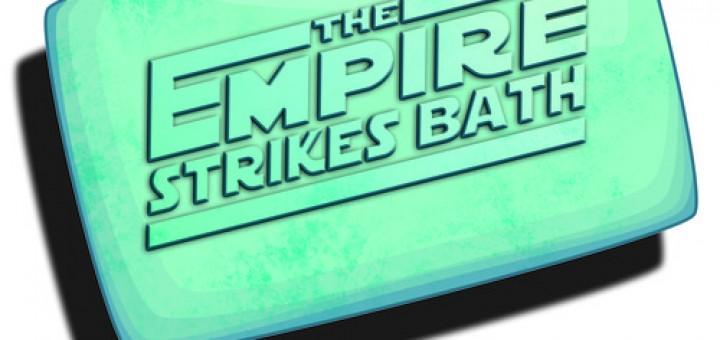 - Bild: The Empire Strikes Bath