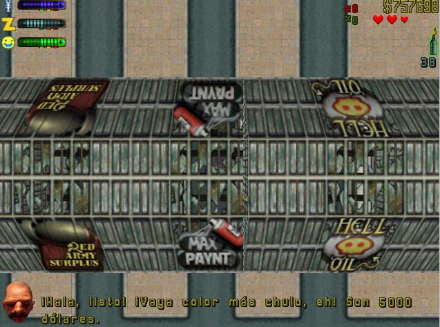 Eine Max Paynt Filiale in GTA 2