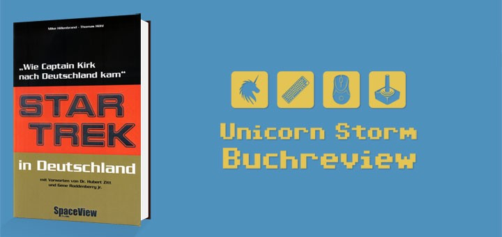 Star Trek in Deutschland / Cover: Heel Verlag