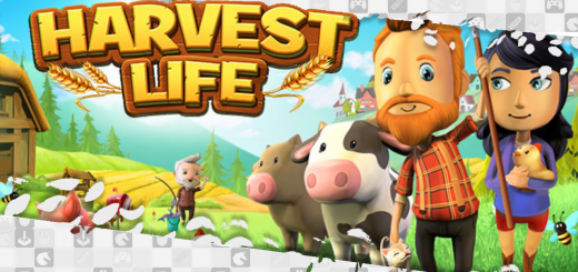 Thumbnail zum Youtube Video Harvest Life