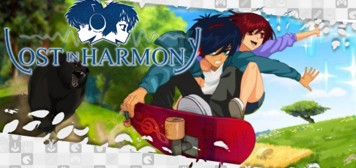 Lost in Harmony Nintendo Switch