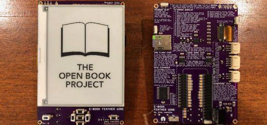 The Open Book Project - Bild: Joey Castillo