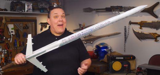Witcher Schwertbau