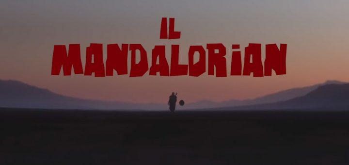 Il Mandalorian - Trailer