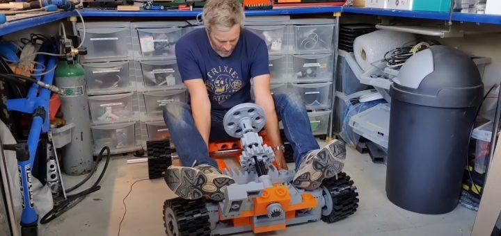 LEGO Go-Kart