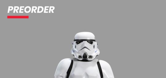 Stormtrooper Statue / Bild: PUREARTS