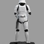 Stormtrooper Statue / Foto: PUREARTS