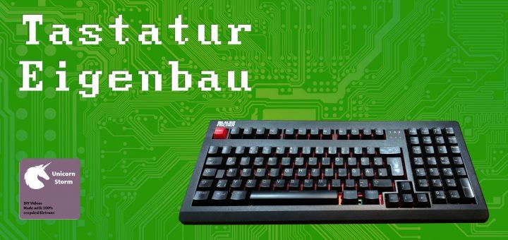 Cherry Tastatur-Eigenbau